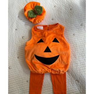 コストコ(コストコ)のハロウィン ベビー コスチューム かぼちゃ 9-18mth(衣装)