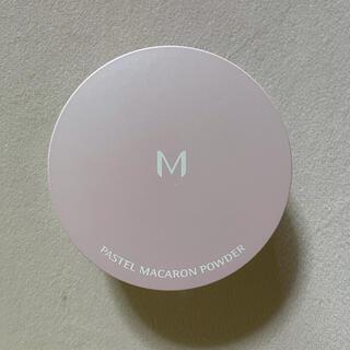 ミシャ(MISSHA)のMISSHA   ミシャM パステルマカロンパウダーNo.1(フェイスパウダー)