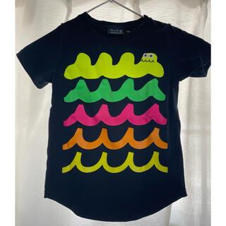 ロンハーマン(Ron Herman)の【美品】ムータマリンTシャツムータTシャツ mutaTシャツキッズ 110センチ(Tシャツ/カットソー)