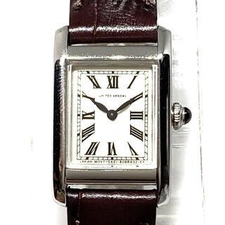 ユナイテッドアローズ(UNITED ARROWS)のアローズ 腕時計 - 5421-S058309(腕時計)