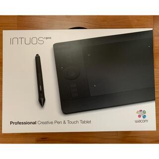 ワコム(Wacom)の【最終値下げ】Intuos Pro small PTH-451/K1(PC周辺機器)