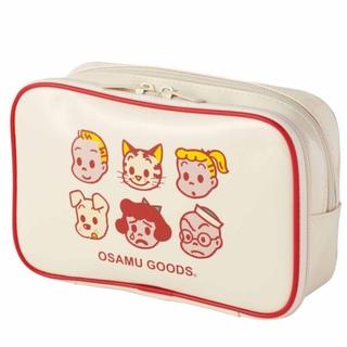 宝島社 - リンネル 2021年 11月号付録 OSAMU GOODS®オサムグッズ®ポーチ