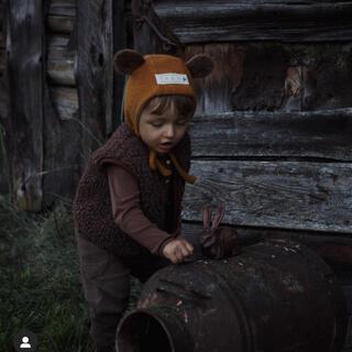 コドモビームス(こども ビームス)のash generation アッシュジェネレーション ボンネット(帽子)