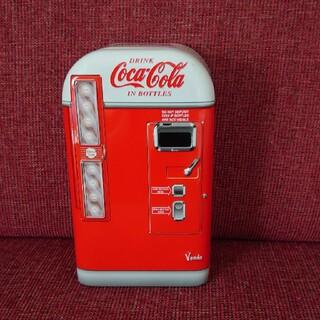 コカ・コーラ - コカ・コーラ アンティーク自販機の缶BOX