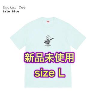 シュプリーム(Supreme)のSupreme Rocker Tee シュプリーム ロッカーTシャツ L(Tシャツ/カットソー(半袖/袖なし))