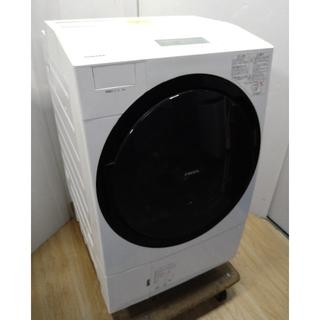 東芝 - ドラム式洗濯機 東芝 ZABOON 洗11キロ 乾燥7キロの業界大容量サイズ