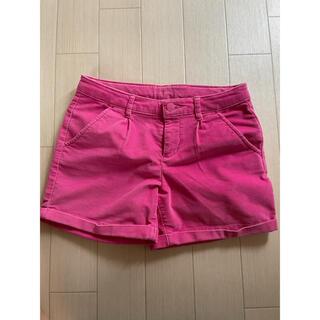 ギャップ(GAP)のgap ピンク ショートパンツ 150 女児 女の子 超美品(パンツ/スパッツ)