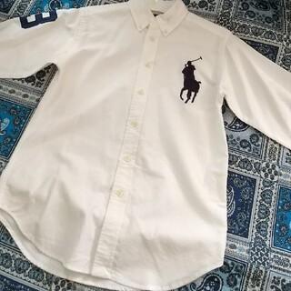 Ralph Lauren - ラルフローレン  シャツ 長袖 140サイズ used