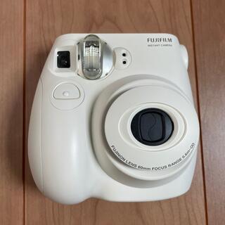 富士フイルム - チェキ ホワイト 白 FUJIFILM