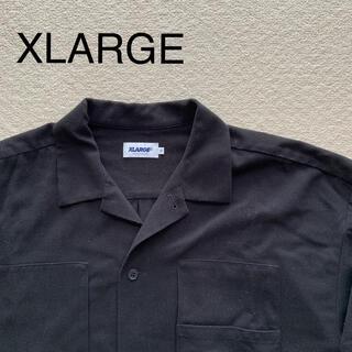 XLARGE - XLARGE オープンカラーシャツ