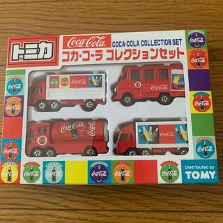 コカ・コーラ - トミカ コカコーラコレクションセット