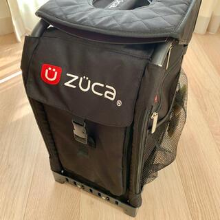 zuca キャリーバッグ スーツケース Black