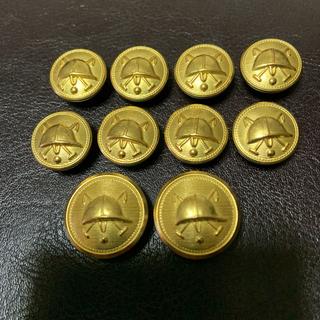 ポロラルフローレン(POLO RALPH LAUREN)の【美品】ポロラルフローレン メタルボタン 10個セット(テーラードジャケット)