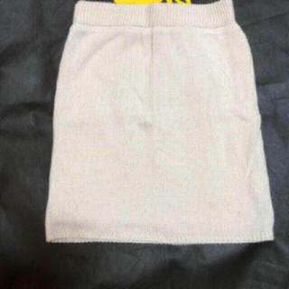 ダズリン(dazzlin)の新品 ダズリン ニットスカート(ひざ丈スカート)
