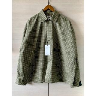 N.HOOLYWOOD - N.HOOLYWOOD × UNDERCOVER × DICKIESワークシャツ