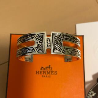 エルメス(Hermes)の着用二回 エルメス トゥアレグ アッサブ T4サイズ(バングル/リストバンド)