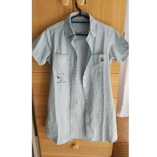 スヌーピー(SNOOPY)のスヌーピーお洋服(シャツ/ブラウス(半袖/袖なし))