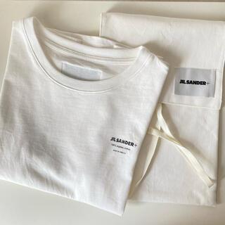Jil Sander - JIL SANDER Tシャツ ホワイト M 保存袋付き