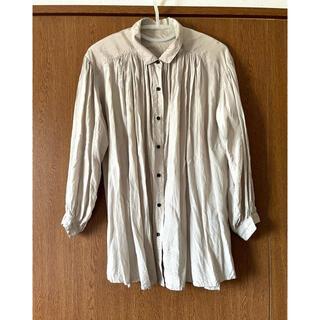 スタディオクリップ(STUDIO CLIP)のstudio CLIP シアーシャツ(カットソー(長袖/七分))