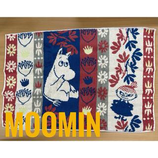 Little Me - ムーミン MOOMIN  バスマット リトルミイ   ミィ 北欧 風呂マット