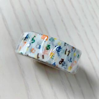 ソウソウ(SOU・SOU)の新品マステ mt×SOU•SOU  色は匂へど(テープ/マスキングテープ)