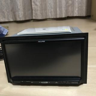 フジツウ(富士通)のイクリプスSDナビAVN135M(カーナビ/カーテレビ)