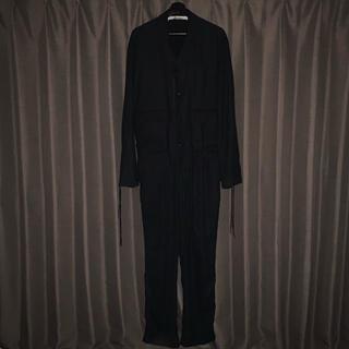ナンバーナイン(NUMBER (N)INE)の[値段交渉可能] Midorikawa SS21 Jump Suit(サロペット/オーバーオール)