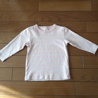 ムジルシリョウヒン(MUJI (無印良品))の無印良品 長袖 80サイズ(シャツ/カットソー)