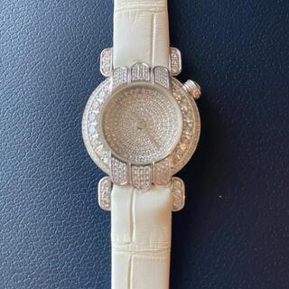 ハリーウィンストン(HARRY WINSTON)のHarryWinstonハリーウィンストンダイヤ時計(腕時計)