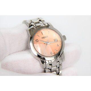 FENDI - フェンディ FENDI 女性用 腕時計 電池新品 s1374