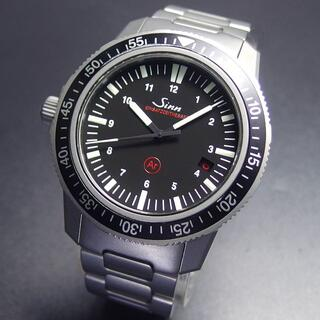 シン(SINN)の 国内正規品 2020年2月購入 美品 sinn ジン 603.EZM3 500(腕時計(アナログ))
