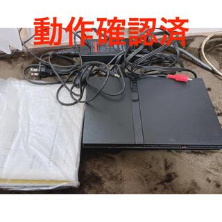 PlayStation2 - PlayStation2 薄型 新型 本体 動作確認済