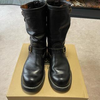 ウエスコ(Wesco)のウエスコ WESCO  センチュリーボス 9.5E美品ギャラ付き(ブーツ)