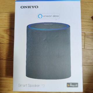 ECHO - ONKYO スマートスピーカー Alexa VC-PX30