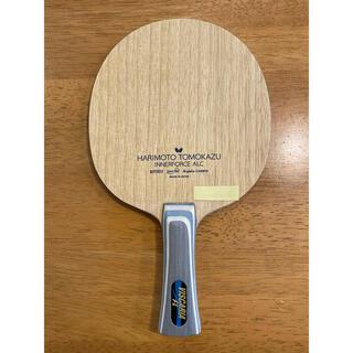 バタフライ(BUTTERFLY)の張本インナーフォースALC ビスカリアグリップ加工品(卓球)