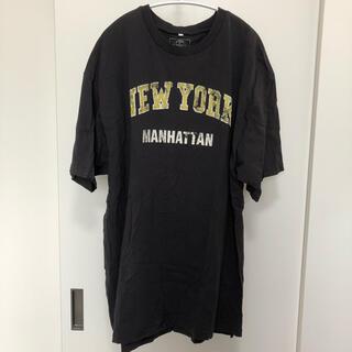 アズノウアズ(AS KNOW AS)のas know as  ビッグシルエットTシャツ(Tシャツ(半袖/袖なし))