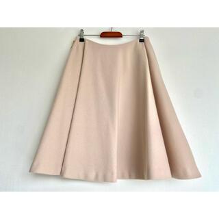 アクアガール(aquagirl)の「aquagirl]ウール フレアスカート サイズ36(ひざ丈スカート)