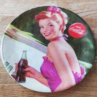 コカ・コーラ - コカ・コーラ Gibson メラミンプレート 50sアメリカンガールヴィンテージ