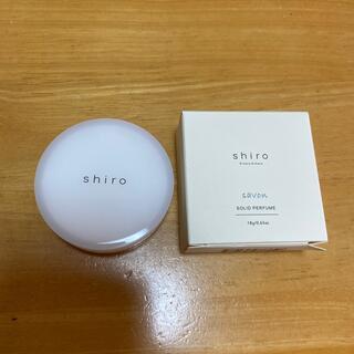 シロ(shiro)のshiro 練り香水 サボン(その他)