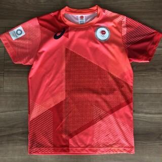 asics - JOC公式 東京オリンピック 2020 Tシャツ Lサイズ