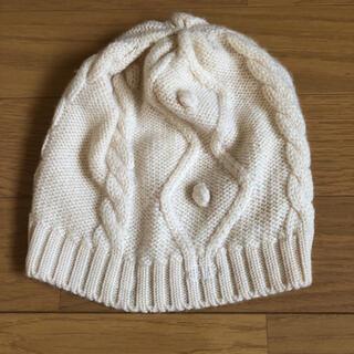 ディオール(Dior)のbaby DIOR ニット帽 ベビー帽子(帽子)