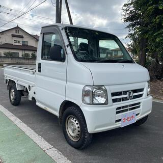 ホンダ - ホンダ アクティトラック SDX 4WD 車検2年付き 5万キロ台