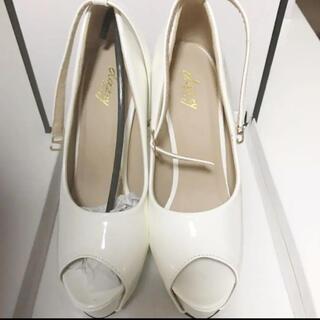 デイジーストア(dazzy store)のデイジーストア キャバ靴 Mサイズ 値下げ!(ハイヒール/パンプス)
