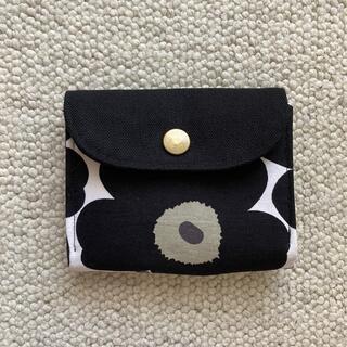 マリメッコ(marimekko)のマリメッコ 財布 小銭入れ カードケース ハンドメイド 試作品(財布)