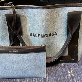 バレンシアガバッグ(BALENCIAGA BAG)のバレンシアガ デニムトートバッグ(トートバッグ)