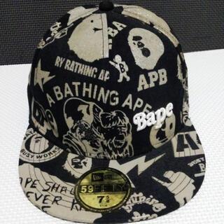 A BATHING APE - 激レア A BATHING APE×NEW ERA コラボキャップ