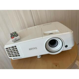 【値下げ】BenQ TW526 / パールホワイト/プロジェクター(プロジェクター)