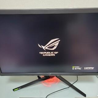 ASUS - ゲーミングモニター ROG STRIX XG27UQ