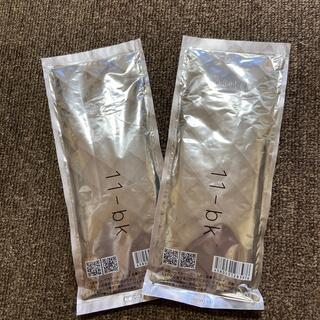 ムコタ(MUCOTA)のpicolor  11-bk 2個(カラーリング剤)