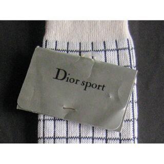 クリスチャンディオール(Christian Dior)のDior sport ハイソックス(ソックス)
